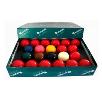 Imagen de Juego Bolas Snooker Aramith Premier 52,5mm