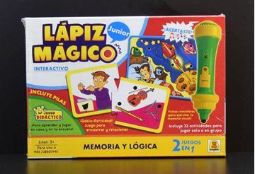 Imagen de Lapiz Interactivo - Memoria y logica