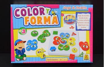 Imagen de Color Y Forma