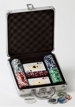 Imagen de Fichero Poker 100 X F/11.5 Grs Laser Con Valor