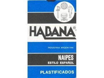 Imagen de NAIPE HABANA - 40 CARTAS x Unidad