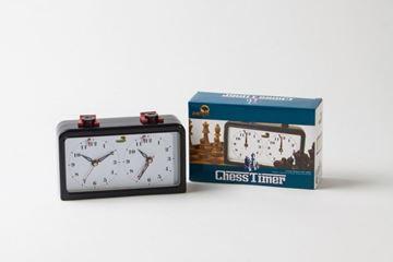 Imagen de Reloj Ajedrez A Pilas Bisonte