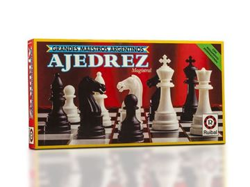 Imagen de Ajedrez Grandes Maestros