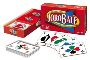 Imagen de Jorobate - Juego De Cartas