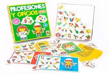 Imagen de Loteria de Profesiones y Oficios