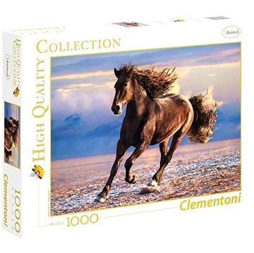 Imagen de Puzzle 1000 Piezas - HQC - Free Horse
