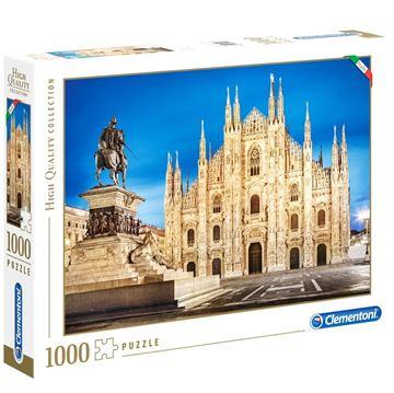 Imagen de Puzzle 1000 Piezas - HQC - Milan