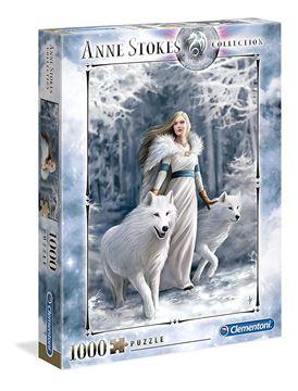 Imagen de Puzzle 1000 Piezas - Anne Stokes - Winter Guardians