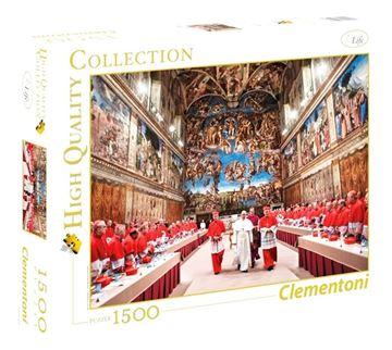 Imagen de Puzzle 1500 Piezas - HQC - Papa Francisco