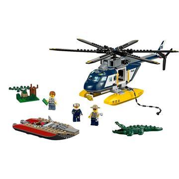 Imagen de Lego 60067 - Persecusion en helicoptero
