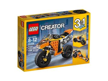 Imagen de Lego 31059 - Sunset Street Bike