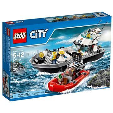 Imagen de Lego 60129 - Barco patrulla