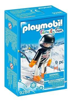 Imagen de Playmobil 9288 - Esquiador