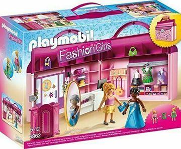 Imagen de Playmobil 6862 - Tienda De Moda Maletin